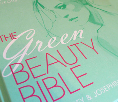 Cover of the Green Beauty Bible