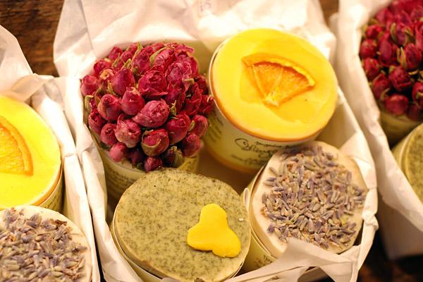 SM Strand soap set