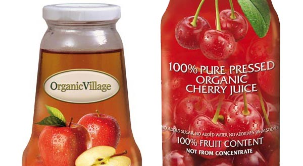Organic Village juices