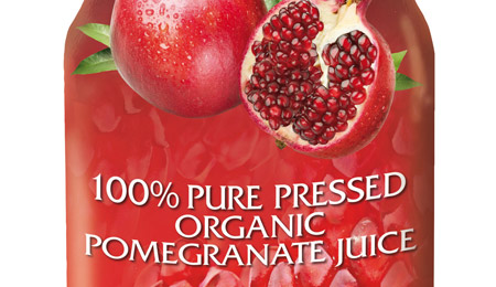 Organic Village 100% Pure Pressed Pomegranate Juice - image 2