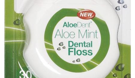 AloeDent Dental Floss - image 1