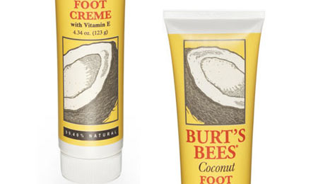 Burts Bees Coconut Foot Cream - image 1
