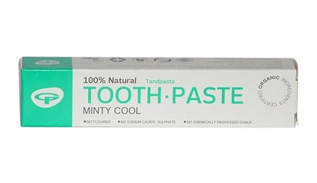 Green People Minty Cool Toothpaste - image 1