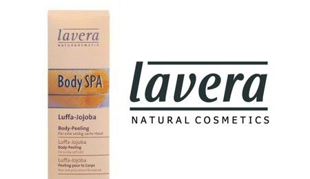 Lavera Body Spa Exfoliating Luffa & Jojoba Cream - image 1