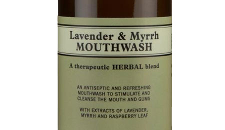 Neal's Yard Lavender and Myrrh mouthwash - image 1