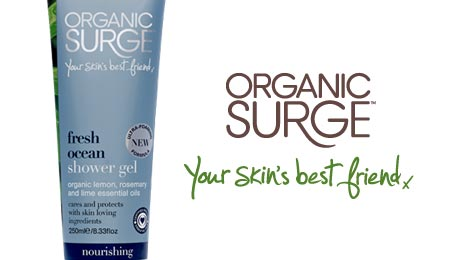 Organic Surge Ocean Fresh Shower Gel - image 1
