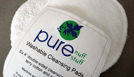 Pure Nuff Stuff Washable Cleansing pads - image 1