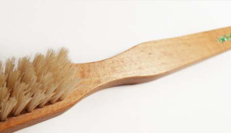 Swissco Medium Natural Bristled Wooden Toothbrush - image 1