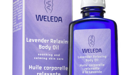 Weleda Lavender Body Duo Gift - image 2