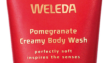 Weleda Pomegranate Creamy Body Wash - image 1