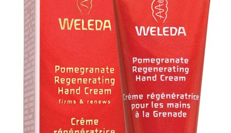 Weleda Pomegranate Regenerating Hand Cream - image 1