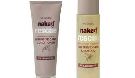 Naked Intensive Care Shampoo & Conditioner - image 1